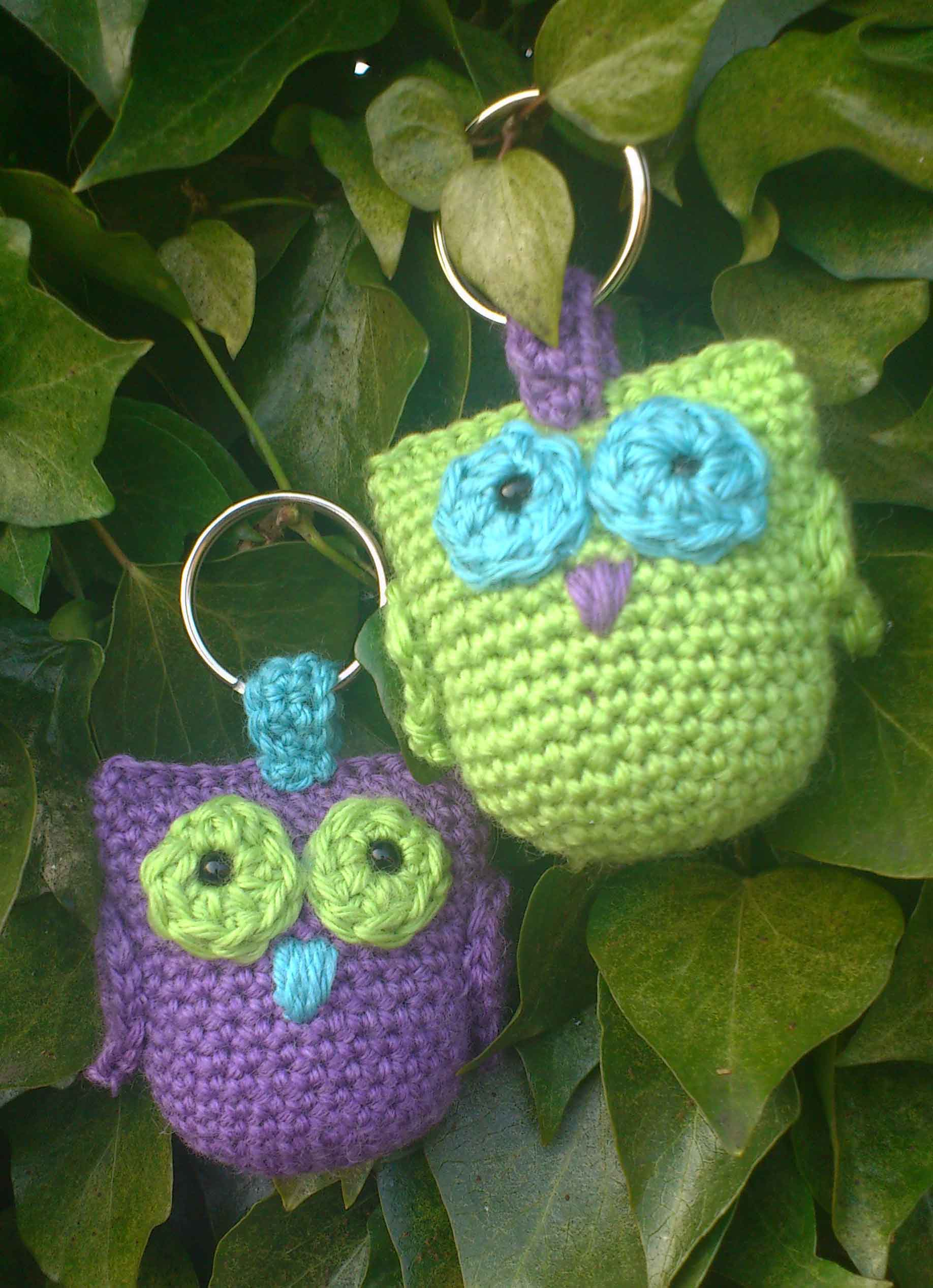 Free Knitting Patterns For Keyrings : Pampootie   free pattern