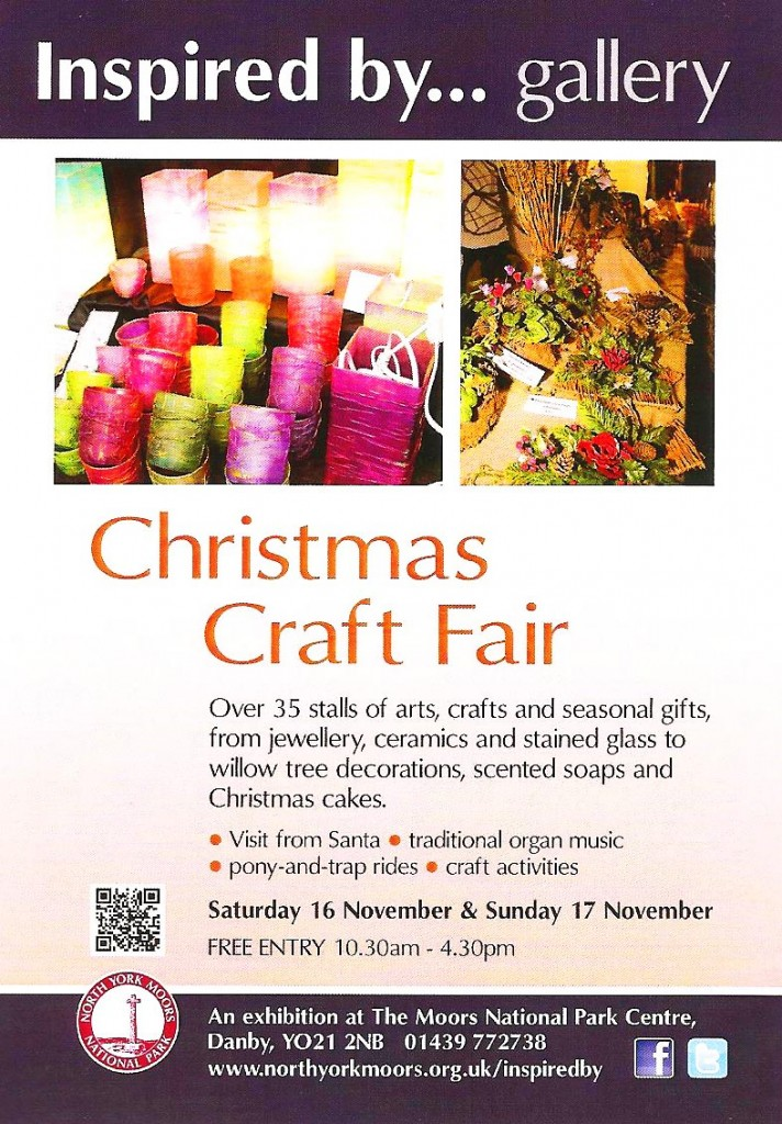 Danby Christmas Craft Fair 2013 001